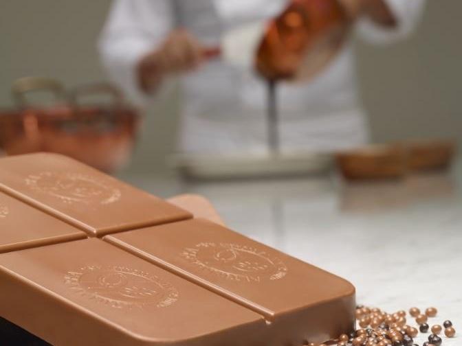 Dünyanın en büyük 2. endüstriyel çikolata üreticisi