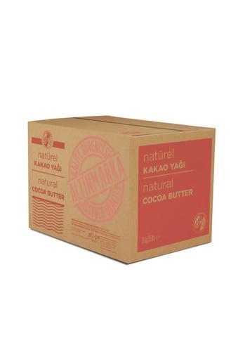 Natürel Kakao Yağı 25Kg