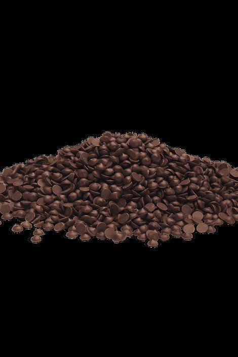 Bitter Damla Çikolata 10Kg