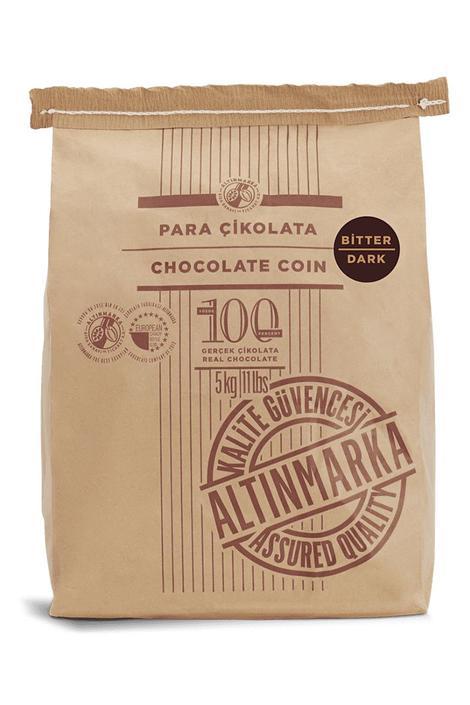 ALT252 Bitter Para Çikolata 5Kg