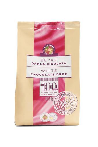 Beyaz Damla Çikolata  1Kg