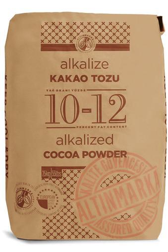 Kakao Tozu S8  %10-12 Yağ 25Kg