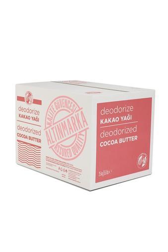 Deodorize Kakao Yağı 25Kg