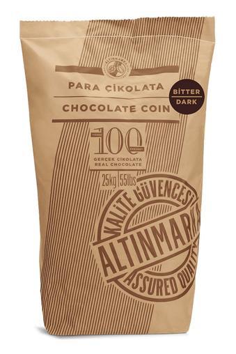ALT45 Bitter Para Çikolata 25Kg