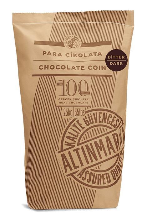 ALT150 Bitter Para Çikolata 25Kg