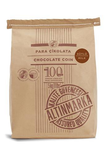 ALT211 Sütlü Para Çikolata 5Kg