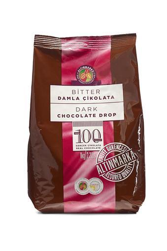 Bitter Damla Çikolata 1Kg