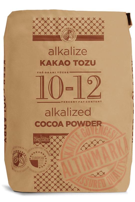 Kakao Tozu S9  %10-12 Yağ 25Kg
