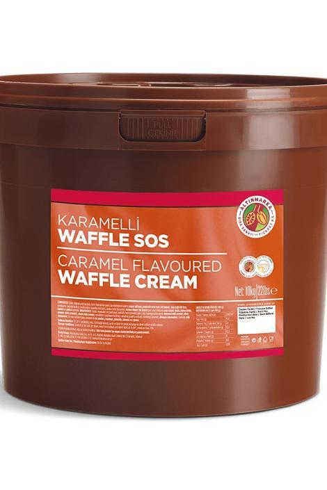 Karamelli Waffle Sos 10Kg