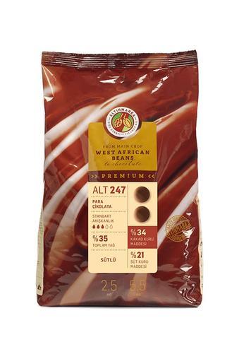 ALT247 Sütlü Mini Para Çikolata 2,5Kg