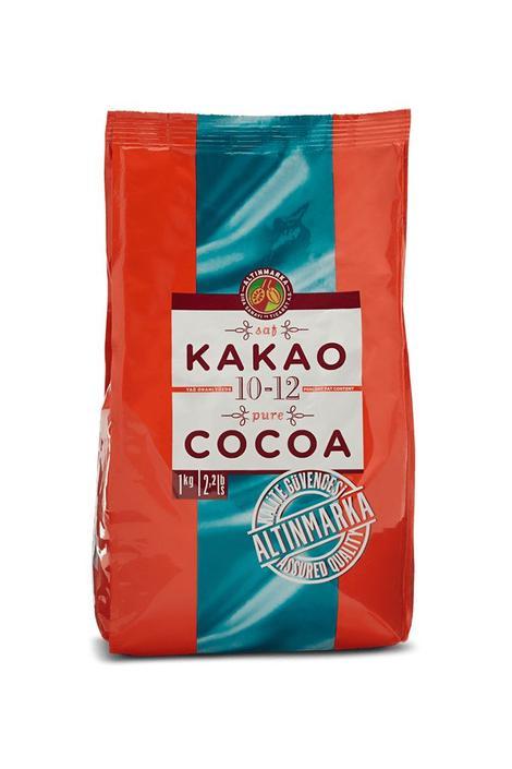 Kakao Tozu %10-12 Yağ 1Kg
