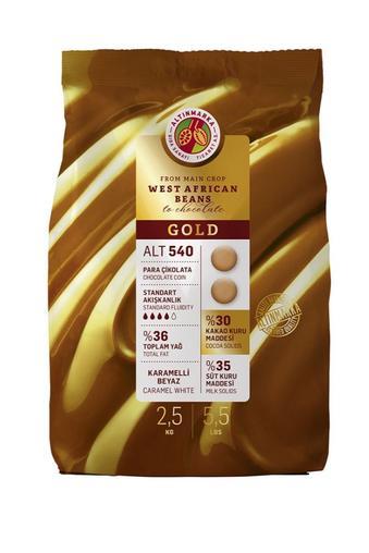 ALT540 Gold Mini Para Çikolata 2,5 Kg
