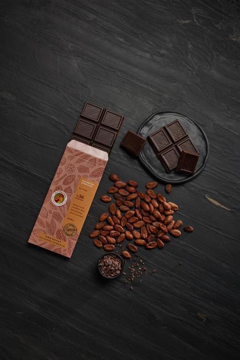 ALT45 Bitter Kuvertür Çikolata 200 Gram