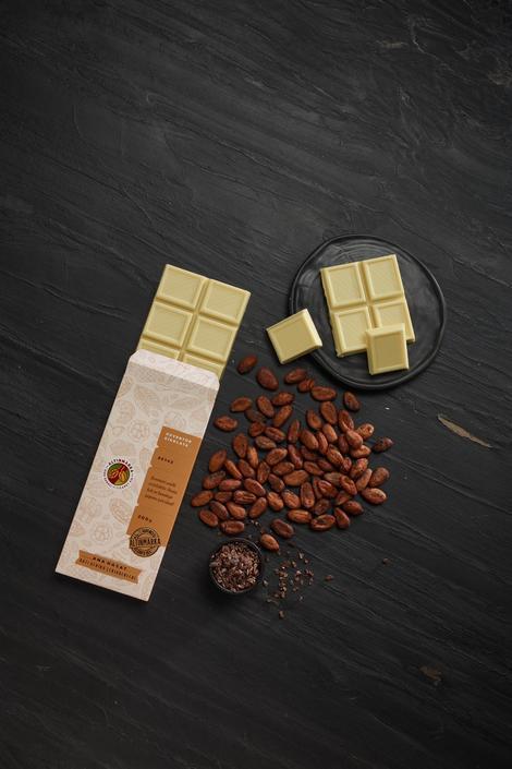ALT131 Beyaz Kuvertür Çikolata 200 Gram